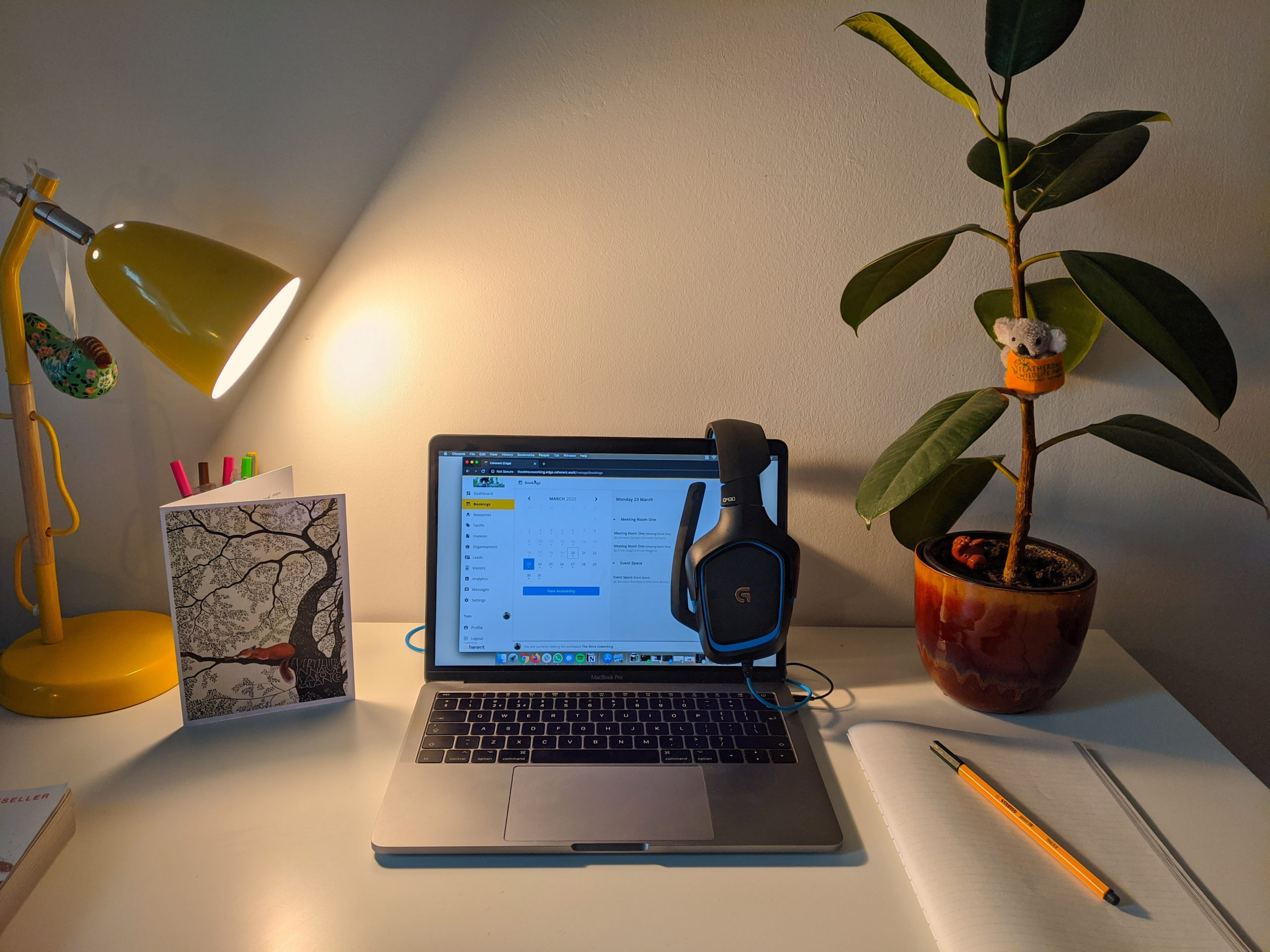 The Healthy Habits For Working From Home